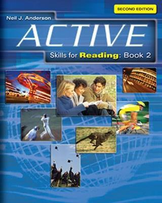 Active Skills for Reading - Book 2 - Student Text by Neil J. Anderson image