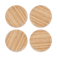True: Topper - Bamboo Appetiser Glass Toppers
