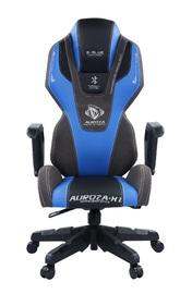 E-Blue Auroza Bluetooth Gaming Chair (Blue) for