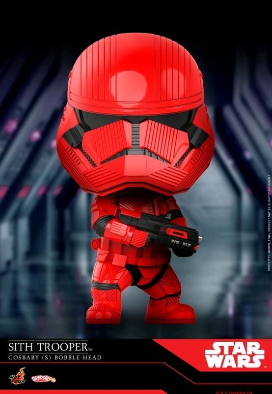 Star Wars: Sith Trooper - Cosbaby Figure