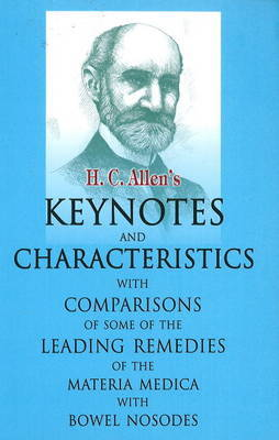 Allen's Keynotes & Characteristics by Henry C Allen image