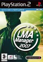 LMA Manager 2007 for PlayStation 2