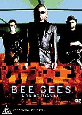 Bee Gees - Live By Request on DVD