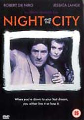 Night And The City on DVD