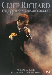 Cliff Richard - The 40th Anniversary Concert on DVD