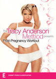 Tracy Anderson Method: Post Pregnancy Workout on DVD