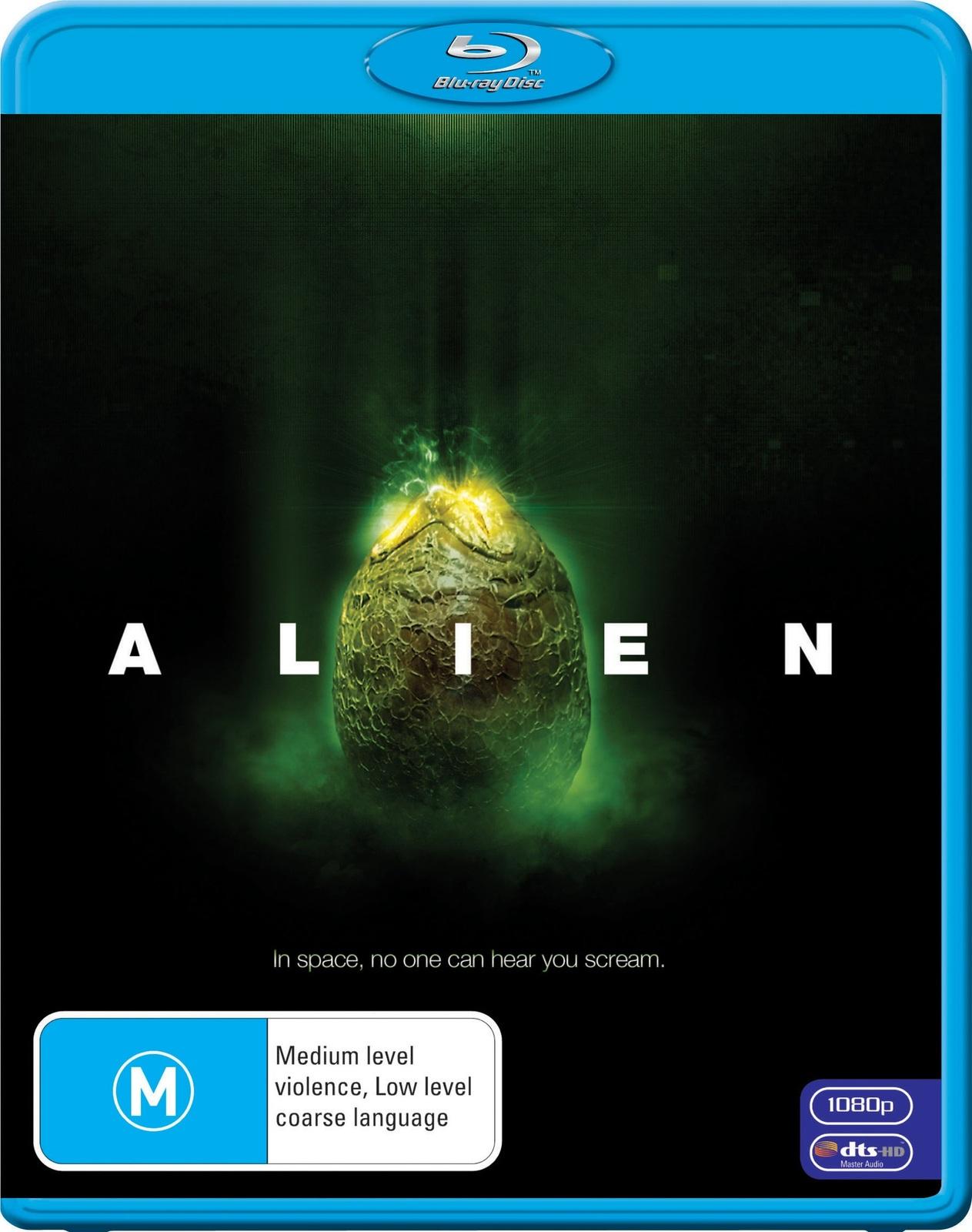 Alien on Blu-ray image