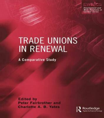 Trade Unions in Renewal image