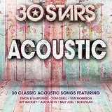 30 Stars: Acoustic by Various Artists