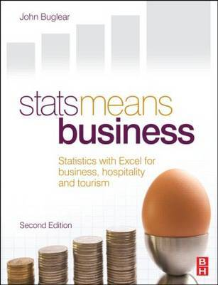 Stats Means Business 2nd edition by John Buglear
