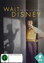 Walt Disney on DVD