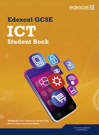 Edexcel GCSE ICT Student Book by Robert S. U. Heathcote image
