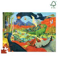 Crocodile Creek 36 Animal Puzzle Dinosaurs 100pc