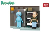 Rick and Morty: Smith Garage Rack - Small Construction Set