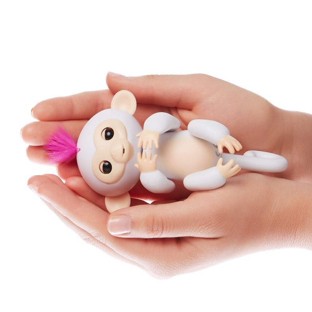 Fingerlings: Interactive Baby Monkey - Sophie image