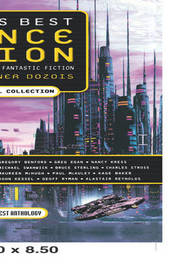 Year's Best Science Fiction 21st Annual Edition by Gardner Dozois