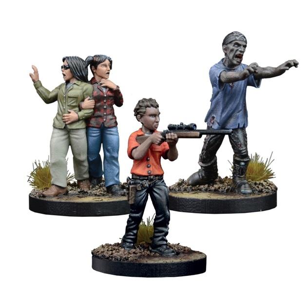 The Walking Dead: Maggie, Prison Defender Booster