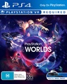 VR Worlds for PS4