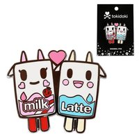 Tokidoki: Milk & Latte - Enamel Pin