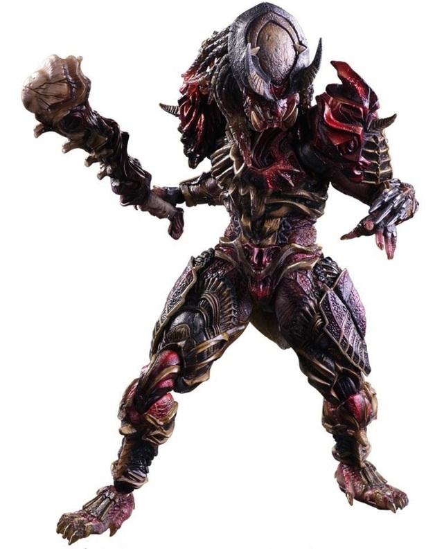 Predator (Oni Ver.) - Variant Play Arts Kai Figure