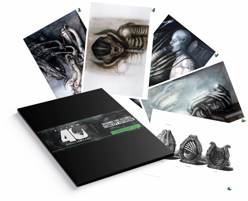 Alien: Lithograph Set - 40th Anniversary
