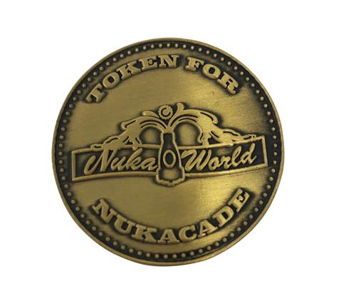 Fallout: Collectable Coin - Nuka-Cade Token