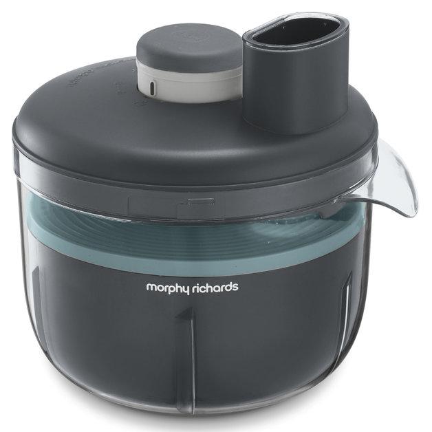 Morphy Richards: Prepstar Food Processor - Black
