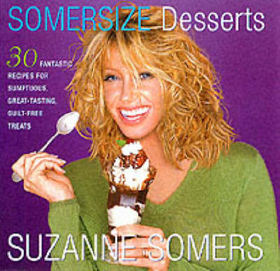 Somersize Desserts by Suzanne Somers image