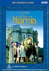 The Chronicles Of Narnia: Collector's Edition BBC (4 Disc) on DVD