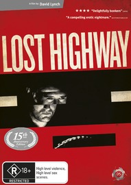 Lost Highway on DVD