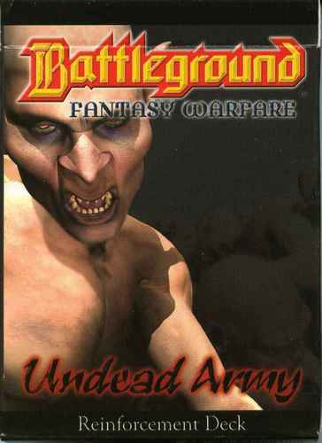 Battleground: Undead Reinforcements Deck