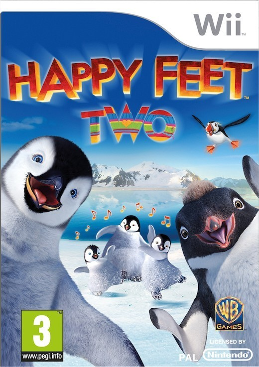 Happy Feet Two: The Videogame for Wii