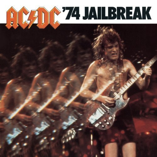 74 Jailbreak (EP) (LP) by AC/DC