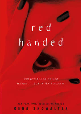 Red Handed by Gena Showalter image