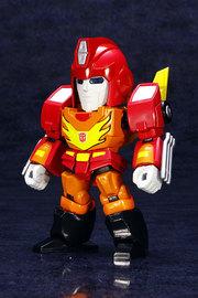 Transformers ES Gokin Rodimus Prime Figure
