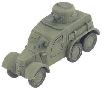 Flames of War: Tatra vz.30 armoured car