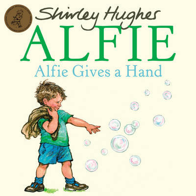 Alfie Gives A Hand by Shirley Hughes image