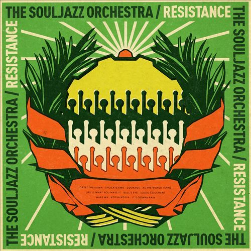 Resistance (LP/CD) by The Souljazz Orchestra