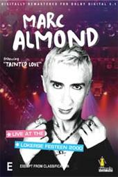 Almond, Marc: Live At The Lokerse Feesten 2000 on DVD