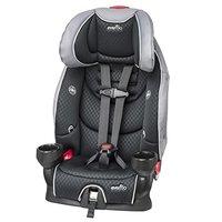 Evenflo: SecureKid Lx Booster Car Seat - Raven