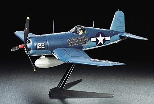 Tamiya 1/32: Vought F4U-1A Corsair Bubble Canopy - Model Kit image