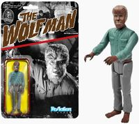 Universal Monsters - The Wolfman ReAction Figure