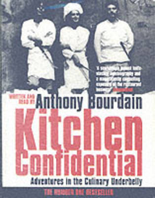 Kitchen Confidential by Anthony Bourdain image