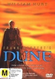 Frank Herbert's Dune (TV Mini Series) on DVD