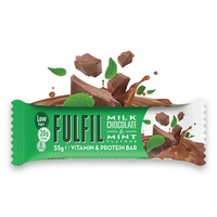 Fulfil Protein Bars - Milk Chocolate & Mint (Single)