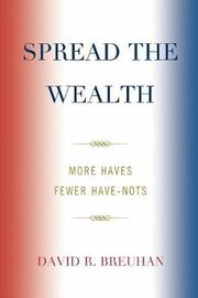Spread the Wealth by David R. Breuhan image
