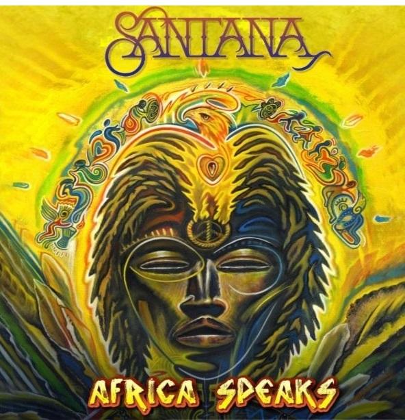 Africa Speaks by Carlos Santana
