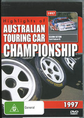 Highlights Of The Australian Touring Car Championship 1997 on DVD