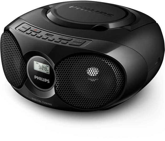 Philips: CD Soundmachine - USB
