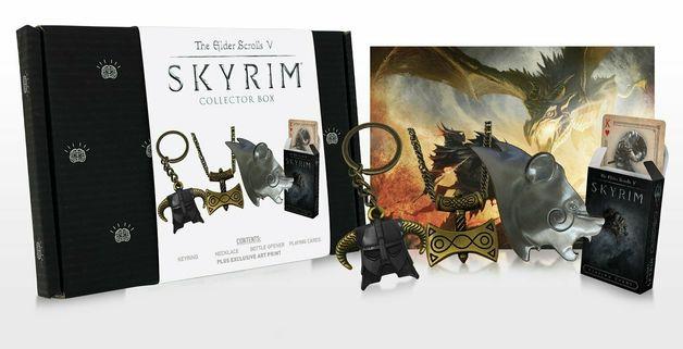Elder Scrolls: Skyrim - Collectors Box